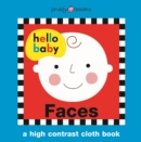 Hello Baby Faces Cloth Book