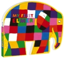 My First Elmer : Shaped Board Book - Book