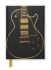 Gibson Les Paul Black Guitar (Foiled Journal)