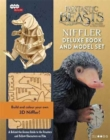 Incredibuilds - Fantastic Beasts - Niffler : Deluxe Model and Book Set