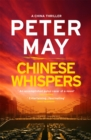 Chinese Whispers : A stunning race-against-time serial killer thriller (China Thriller 6) - Book