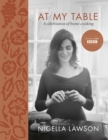 At My Table : A Celebration of Home Cooking - Book