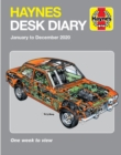 Haynes 2020 Desk Diary : January to December 2020
