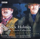 Sherlock Holmes: The Four Novels Collection - eAudiobook