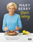Mary Berry's Quick Cooking - Book
