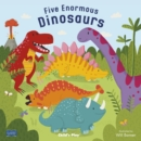 Five Enormous Dinosaurs - Book