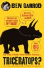 So You Think You Know About Triceratops? - Book