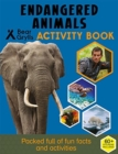 Bear Grylls Sticker Activity: Endangered Animals - Book