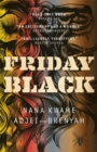 Friday Black - Book
