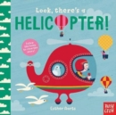 Look, There's a Helicopter! - Book