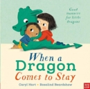 When a Dragon Comes to Stay - Book