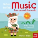 Listen to the Music from Around the World - Book
