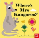 Where's Mrs Kangaroo? - Book