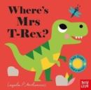 Where's Mrs T-Rex? - Book