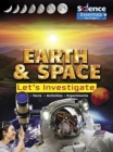 Earth and Space: Let's Investigate - Book