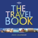 The Travel Book Calendar 2020 - Book