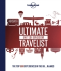 Lonely Planet's Ultimate United Kingdom Travelist - Book