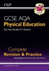 New Grade 9-1 GCSE Physical Education AQA Complete Revision & Practice (with Online Edition) - Book