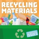 Recycling Materials - Book