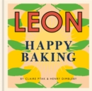 Happy Leons: Leon Happy Baking - Book