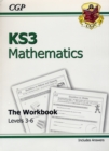 KS3 Maths Workbook (with Answers) - Foundation - Book