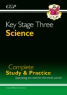 New KS3 Science Complete Study & Practice - Higher (with Online Edition) - Book