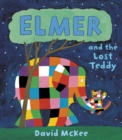 Elmer and the Lost Teddy - Book