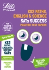 KS2 Maths, English and Science SATs Practice Test Papers : 2019 Tests