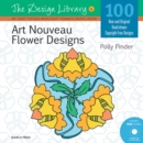 Design Library: Art Nouveau Flower Designs (DL06)