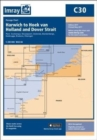 Imray Chart : Harwich to Hoek van Holland and Dover Strait