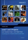 Level 1 and 2 Projects Student Guide - Book