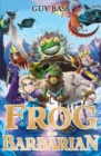 Frog the Barbarian - eBook