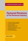 Personal Pensions And The Pensions Industry