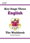 KS3 English Workbook (with Answers) - Book