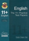 The 11+ English Practice Papers: Multiple Choice (for GL & Other Test Providers)