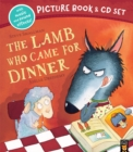 The Lamb Who Came for Dinner Book & CD