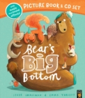 Bear's Big Bottom Book & CD