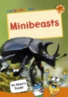 Minibeasts : (Orange Non-fiction Early Reader) - Book