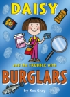 Daisy and the Trouble with Burglars - Book