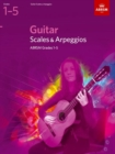Guitar Scales and Arpeggios, Grades 15