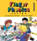 Finger Phonics book 1 : in Precursive Letters (British English edition) - Book