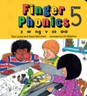 Finger Phonics book 5 : in Precursive Letters (British English edition) - Book