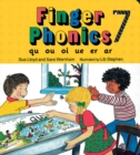 Finger Phonics book 7 : in Precursive Letters (British English edition) - Book