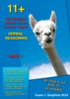 11+ 50-question Multiple Choice Practice Papers Verbal Reasoning Pack 1