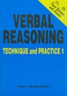 Verbal Reasoning : Technique and Practice No. 1 - Book