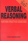 Verbal Reasoning : Further Practice Exercises - Book