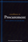 Excellence in Procurement : Hhow to Optimise Costs and Add Value
