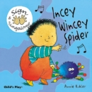 Incey Wincey Spider : BSL (British Sign Language) - Book