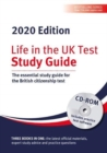 Life in the UK Test: Study Guide & CD ROM 2020 : The essential study guide for the British citizenship test - Book