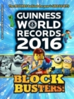 Guinness World Records 2016 Blockbusters - Book